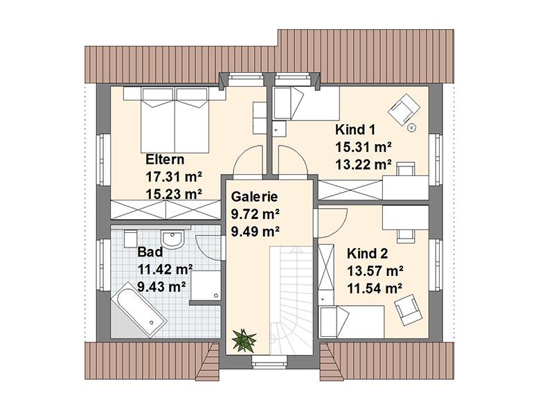 Papenburg Dachgeschoss
