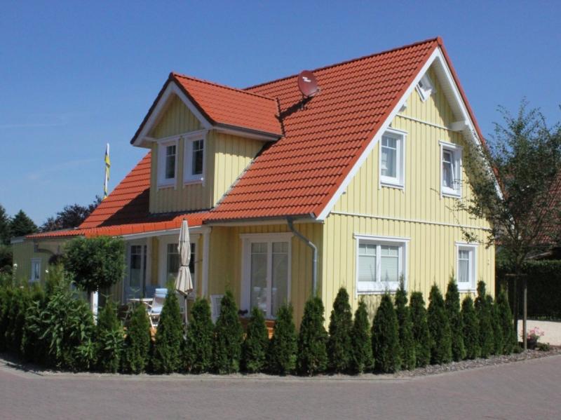 Schwedenhaus S Eingang
