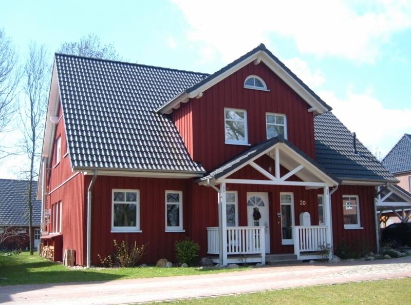 Schwedenhaus XXL Eingang