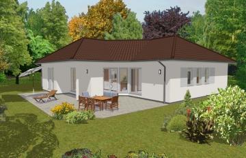 Bungalow Bielefeld Garten