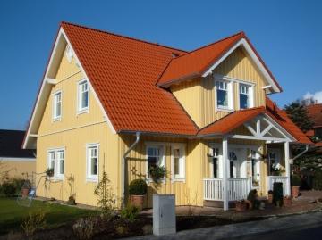 Schwedenhaus L Eingang