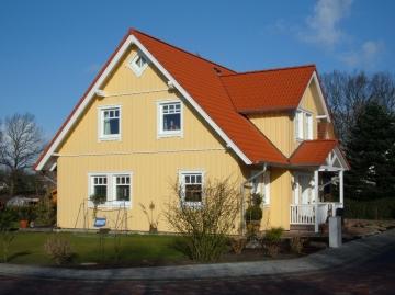 Schwedenhaus L Garten