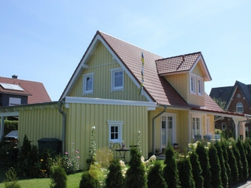 Schwedenhaus S Garten