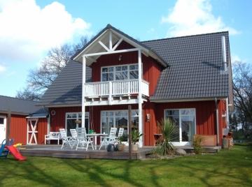 Schwedenhaus XXL Garten