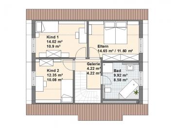 Timmendorf Dachgeschoss